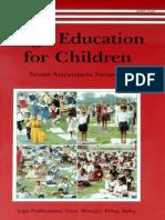 Yoga Education for Children Swami Satyananda Saraswati 2006 (1)