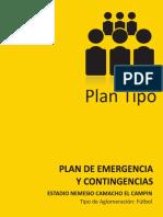 Plan de Emergencias Estadio