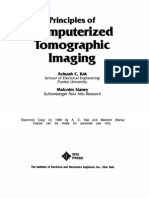 Principles of Computer Tomography Imaging