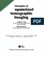 Principles of Computer Tomography Imaging