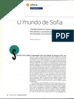 Mundo de Sofia_canino_pesquisa FAPESP
