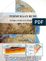 Presentasi Permukaan Bumi-yusra 10 Ti 1