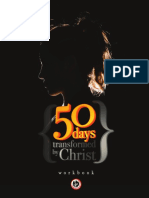 50 Days Christ Workbook