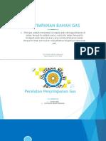 Penyimpanan Bahan Gas Uom Aji