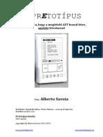Alberto Savoia a Pretotipus v1.0