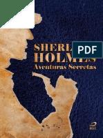 Carlos Orsi - Sherlock Holmes Aventuras Secretas 149