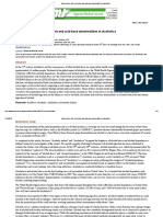 Kidney Injury, Fluid, Electrolyte and Acid-base Abnormalities in Alcoholics