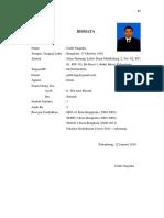 18 - Biodata