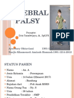 Cerebral Palsy (Edited New)