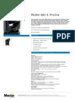 Rush Mh 5 Profile