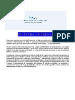 Brochure Mundo Estructura L.M