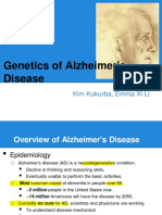 Gen 210 Alzheimers Disease
