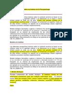 Modelos de Análisis de la Psicopatologia basica.docx