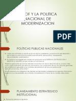 El Rof y La Politica Nacional de Modernizacion