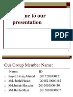 presentation of Delta life insurance