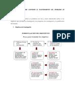 tarea  N°2 - ELEMENTOS DE LA INVESTIGACION