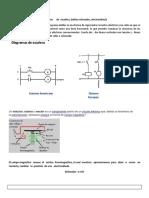 Diagrama de Escalera, Bobina Relevador, Electroválvula