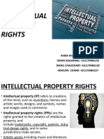 Intellectual Property Rights Presentation