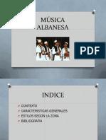 Música Albanesa