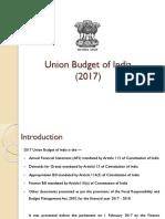 Union Budget 2017.pptx