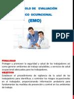 1.Protocolos Examenes Medicos Ocupacionales