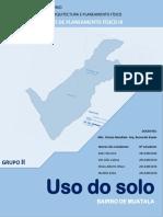 II Grupo_Uso Do Solo – Análise de Imagens Satélites 11.06.2015_Final