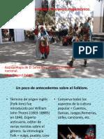 Folklore, Identidad y Proyecto Hegemonico.