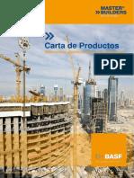 BASF Catálogo de Productos 2017