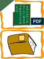 School Objects 1 (Medium)