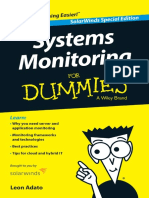 Systems Monitoring for Dummies