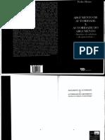 Argumento de Autoridade x Autoridade do Argumento - Pedro Demo.pdf