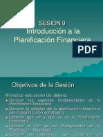 sesión9. Planificación Financiera