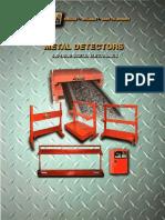 Detector de Metales Tectron