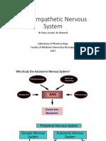 Parasympathetic Nervous System_2017