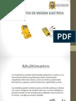 instrumentos de medida electrica