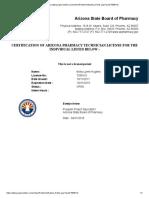 tech trainee license