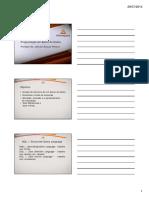 VA Programacao Em Banco de Dados Aula 05 Revisao Impressao
