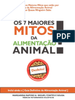 eBook 7 Mitos Da Alimentacao Animal Dvet