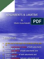 Adsorbents & Laxative-21