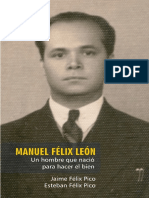 Libro Manuel Felix Leon