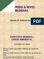 La Crisis a Nivel Mundial (1930 y 2008)