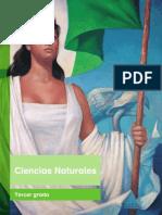 Ciencias Naturales Libro de Texto Primaria Tercer Grado