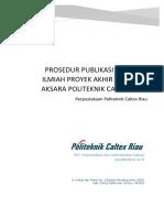 Prosedur Publikasi Jurnal Aksara PCR