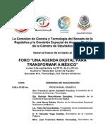 Programa Agenda Digital