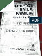 Secretos en La Família Terapia Familiar