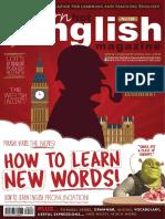 Learn Hot English - Issue 188, January 2018 (PDF+Audio)