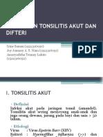 PERBEDAAN TONSILITIS AKUT DAN DIFTERI.pptx