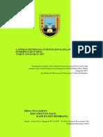 Contoh Laporan Keterangan Penyelenggaraan Pemerintah Desa