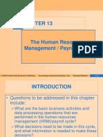 Siklus Manajemen SDM dan Penggajian