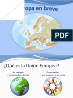 Europe Nutshell Presentation Es 0